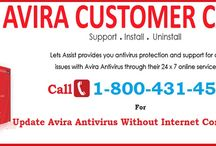 Call 1-800431454 to Update Avira Antivirus without Internet Connection