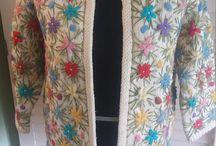 Вязание и вышивка