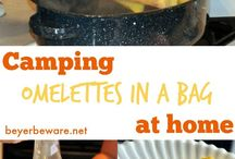Cooking on a Camp Stove / Recipes and ideas for cooking on a Trangia camp stove.