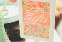 { Wedding Freebies/ Printables }