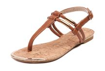 Summer/Spring Sandals! / Our favorite looks for warm weather! / by Shi by Journeys footwear
