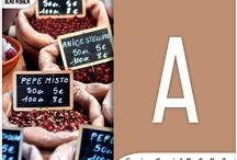 Spezie e Aromi dalla A alla Z / Cucina