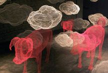 Art - 3D and Installations / by Kathleen Clemmons