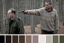 Movie Palettes  / The colours of Polish movies!