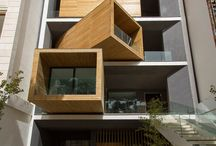 Inspiration - Architektur / Was ist eigentlich Architektur? Für uns ist es auf jeden Fall immer etwas Besonderes. Ob ein modernes, geradliniges Gebäude oder ein verwinkeltes, kleines Hexenhäuschen - wir lieben es, durch die Straßen zu fahren und dabei immer wieder schöne Häuser zu entdecken!