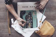 Entrepreneur / by GoldfieldArts
