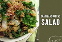 Recipes: Salad