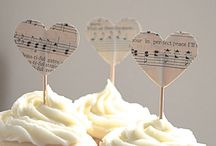 Sheet ~ Music Themed Party