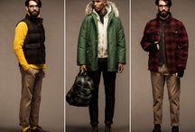 Hubby's winter fashion  / by Karla Latu