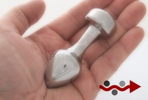 Gadgets I love - plugs / Stainless steel and medical glass adult toys