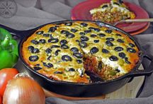 casseroles. / easy casserole dishes.