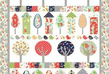 Row Robin quilts