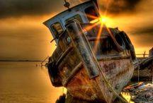 Ship Wrecks......