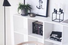 IKEA Home Decor / IKEA furniture | IKEA Hacks | IKEA home decorating | Decorate with IKEA