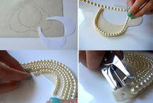 Collar necklace