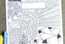 Arte carpeta