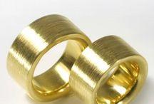 Eheringe / Trauringe anders - Partnerringe oder Eheringe individuell gestaltet und handgefertigt