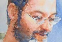 Artista-ANTÓNIO BÁRTOLO, Aguarela
