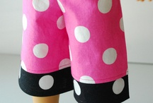 Doll clothing 1