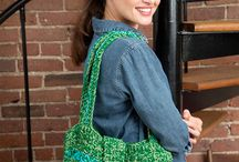 Crochet Bags and Accessories / by Tracy