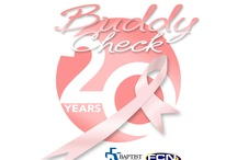 Buddy Check / Buddy Check! News and information about breast cancer awareness, examinations, and more.  / by First Coast News