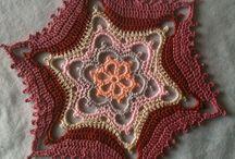 estrellas crochet