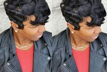 Short/Bob Hairstyles