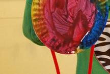 Hot air ballon activity