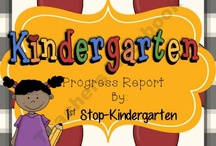 Kindergarten Education / by Melissa Frometa Naccarato