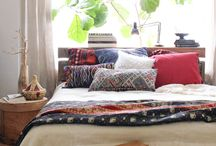 bedroom spaces / by Meg Hines