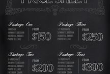 Photography Packages/Prices