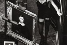 Stockings & Helmut Newton