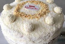 Rafaello taart