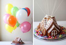 birthday party! / by Alysa Weinstein