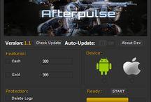 Afterpulse hack & cheat