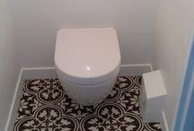 Salle de bain / Idées pour sdb + wc