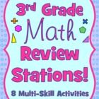 TPT Elementary Math / Please pin no more than three paid products a day!   In your description, please include the grade level.  Thank you!