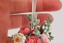 Earthly Grace mini bouquets / A collection of mini bouquets sculpted by Earthly Grace