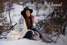 Wearing St. Clement Hats / http://saintclement.ro/