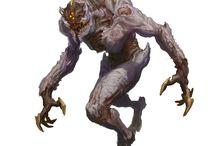 Monsters - Doom Creatures