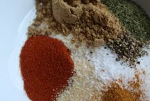 Food Homemade Spice, Sugar & Dry Mixes / Making things without any artificial ingredients