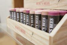 Burt's Bees Lip Colour Launch / Burt's Bees New Lip Colour Collection. Available April 2014