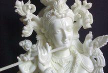 Krishna Murti (marble)