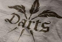 darts cabinet inspo