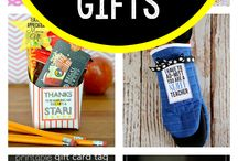 Fun Gifts for Teachers / Great gifts for teachers for teacher appreciation or holidays or back to school.