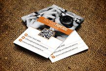 Modele carti de vizita Fotograf / Modele gratuite de carti de vizita pentru fotografi
