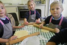 Kids get cooking! / There'll be children's cookery workshops, food-related craft, face painting and many other activities the Kids' Zone at the Aldeburgh Food & Drink Festival