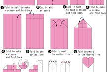 Bokmerke origami