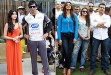 Celebrity Cricket League 2014 Photos / by Wishesh