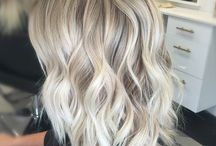 Hairstyles / Blonde